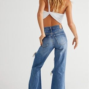 Free People New Dawn Jeans